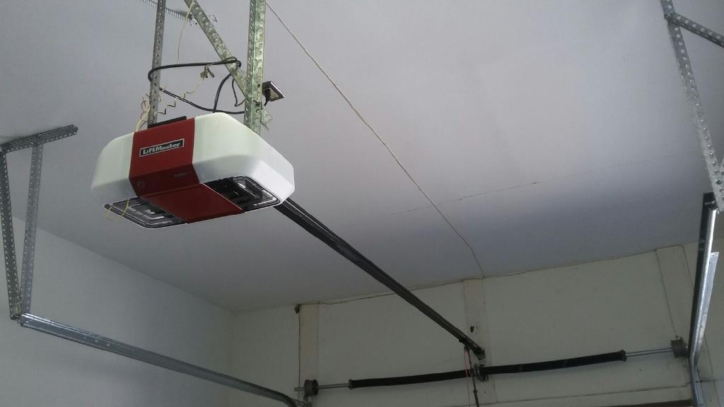 Garage Door Opener Repair & Replacement