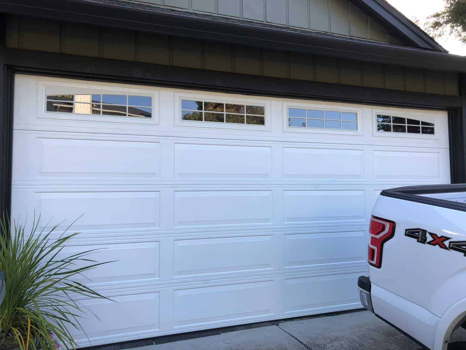 Sacramento CA Garage Door Repair & Replacement