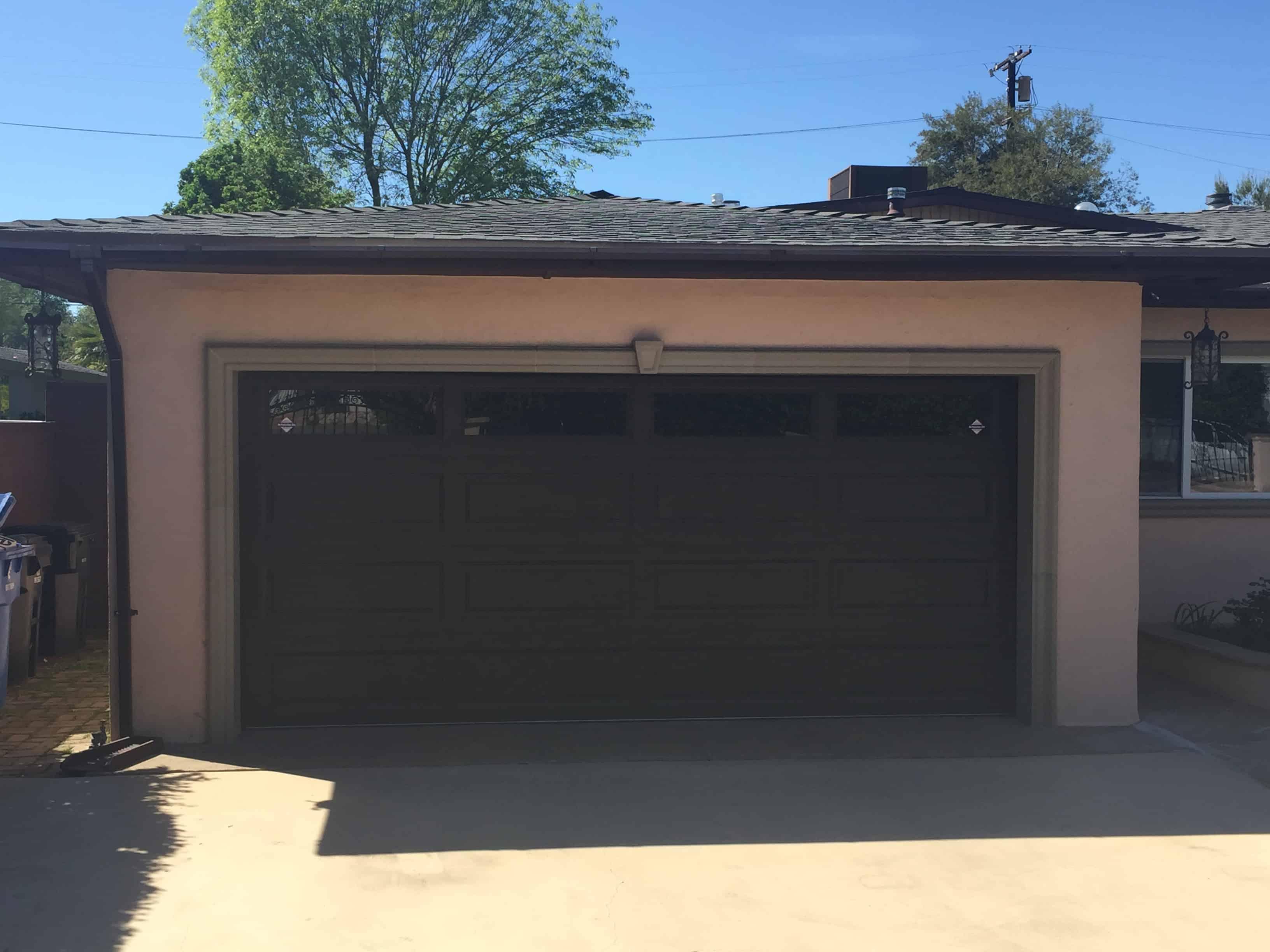 Tracy CA Garage Door Repair & Replacement