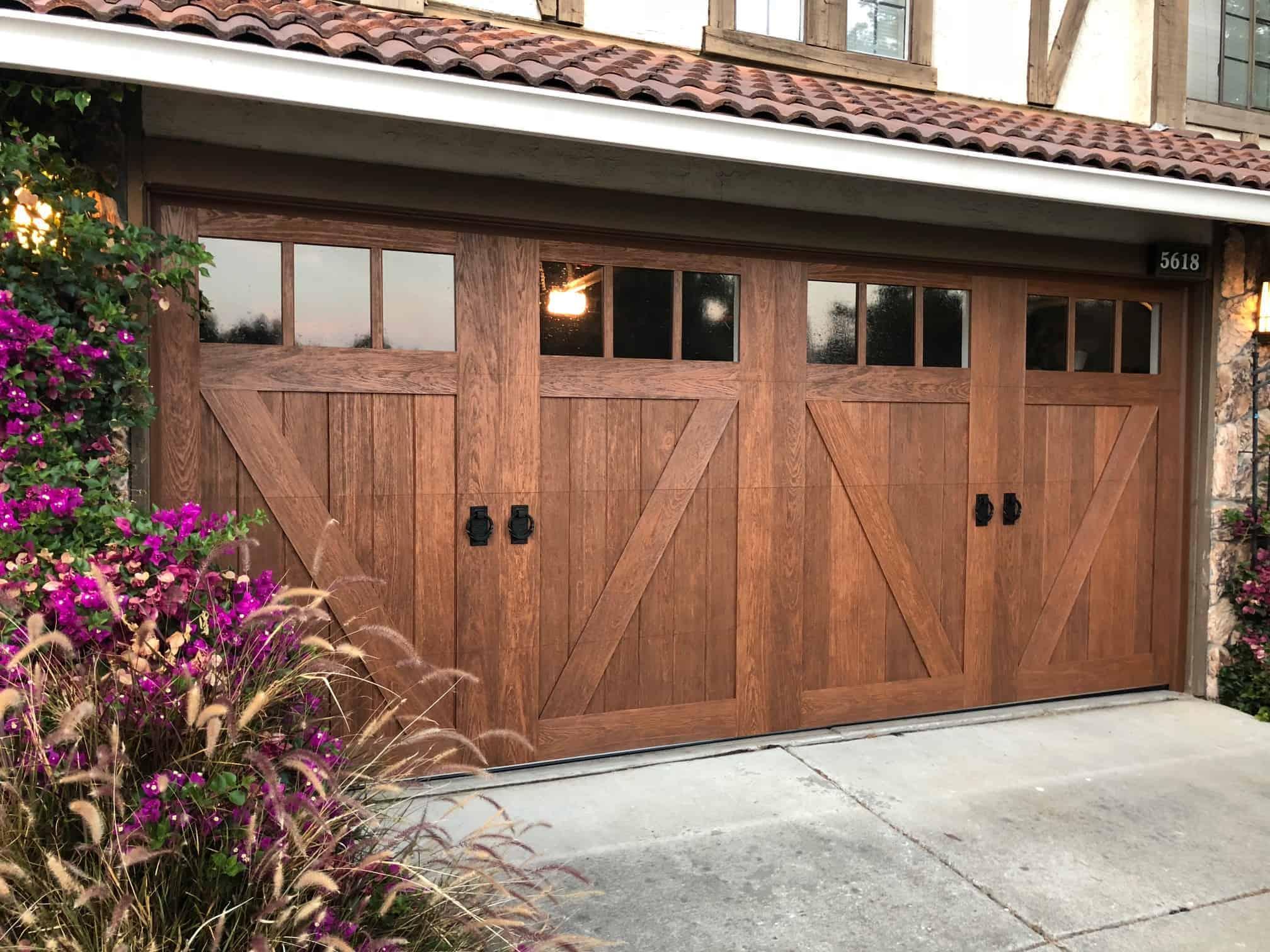 Martell CA Garage Door Repair & Replacement