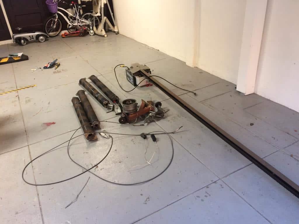 Garage Door Spring Repair & Replacement