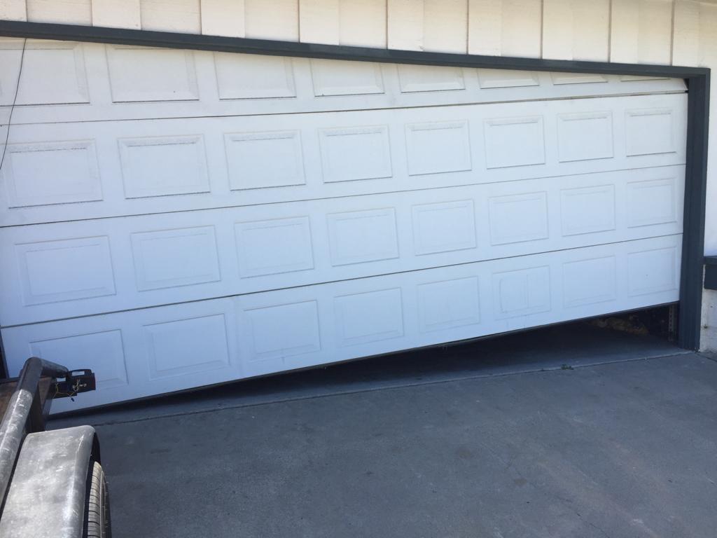 Garage Door off track services