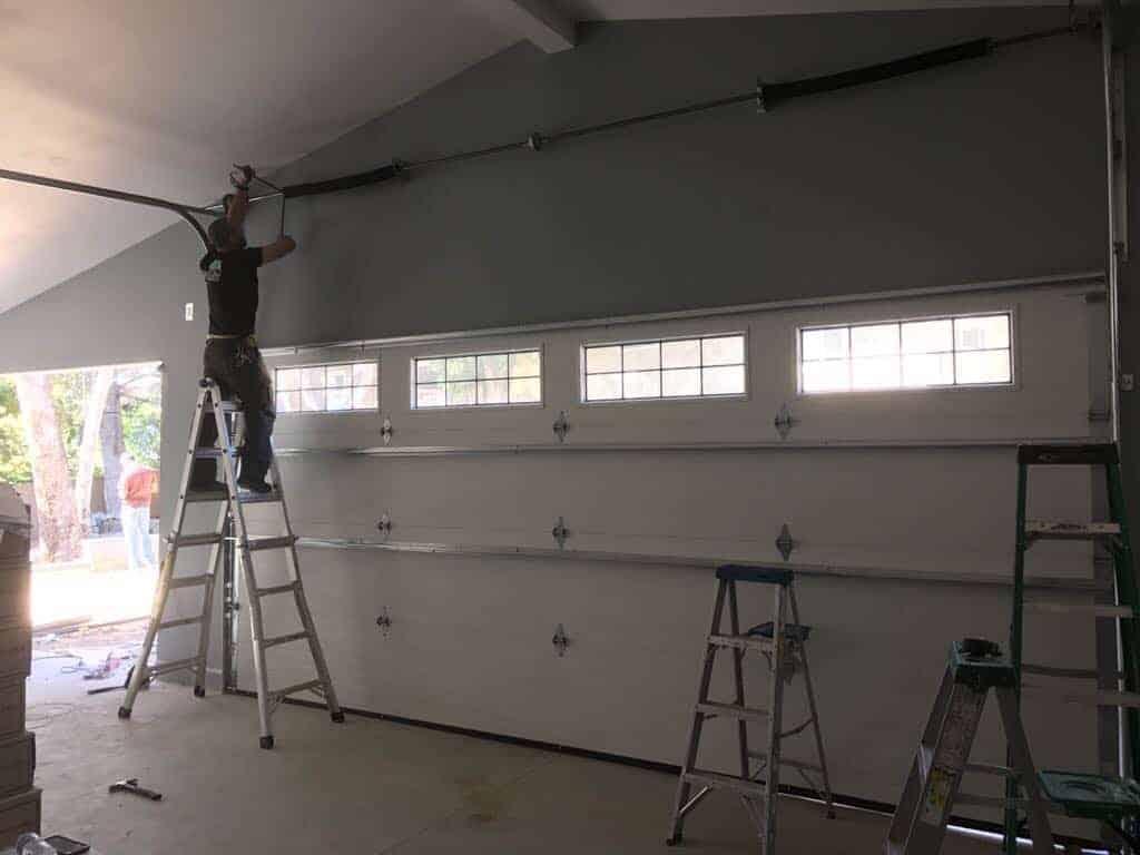 Milpitas CA Garage Door Repair & Replacement