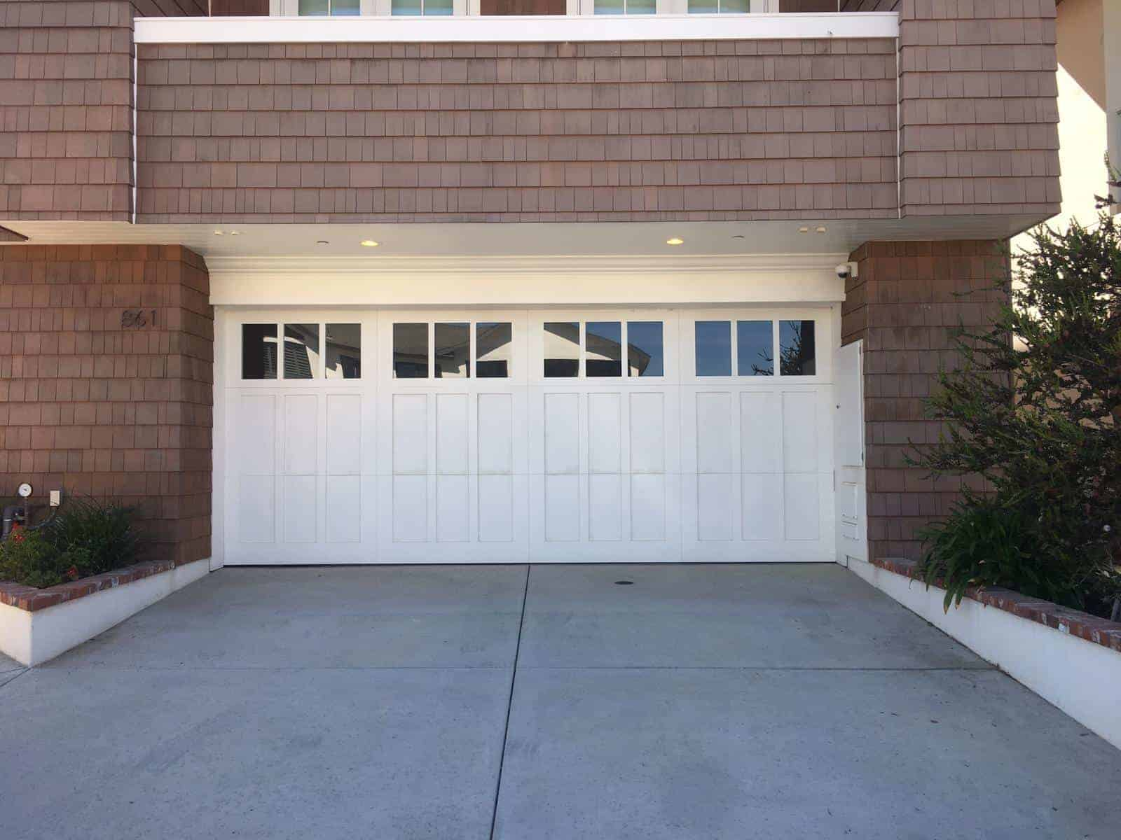 Burlingame CA Garage Door Repair & Replacement