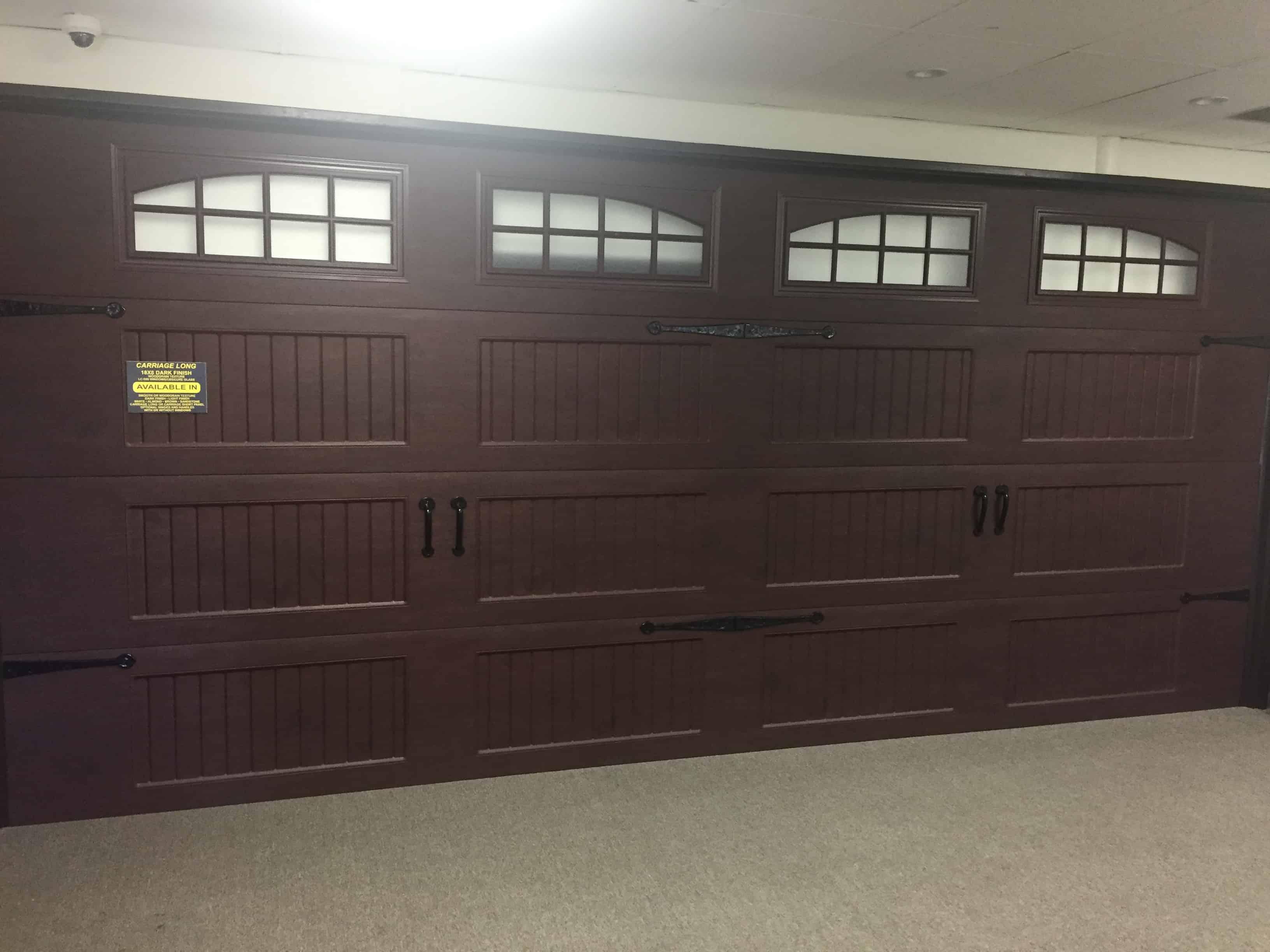 Chatsworth CA Garage Door Repair & Replacement