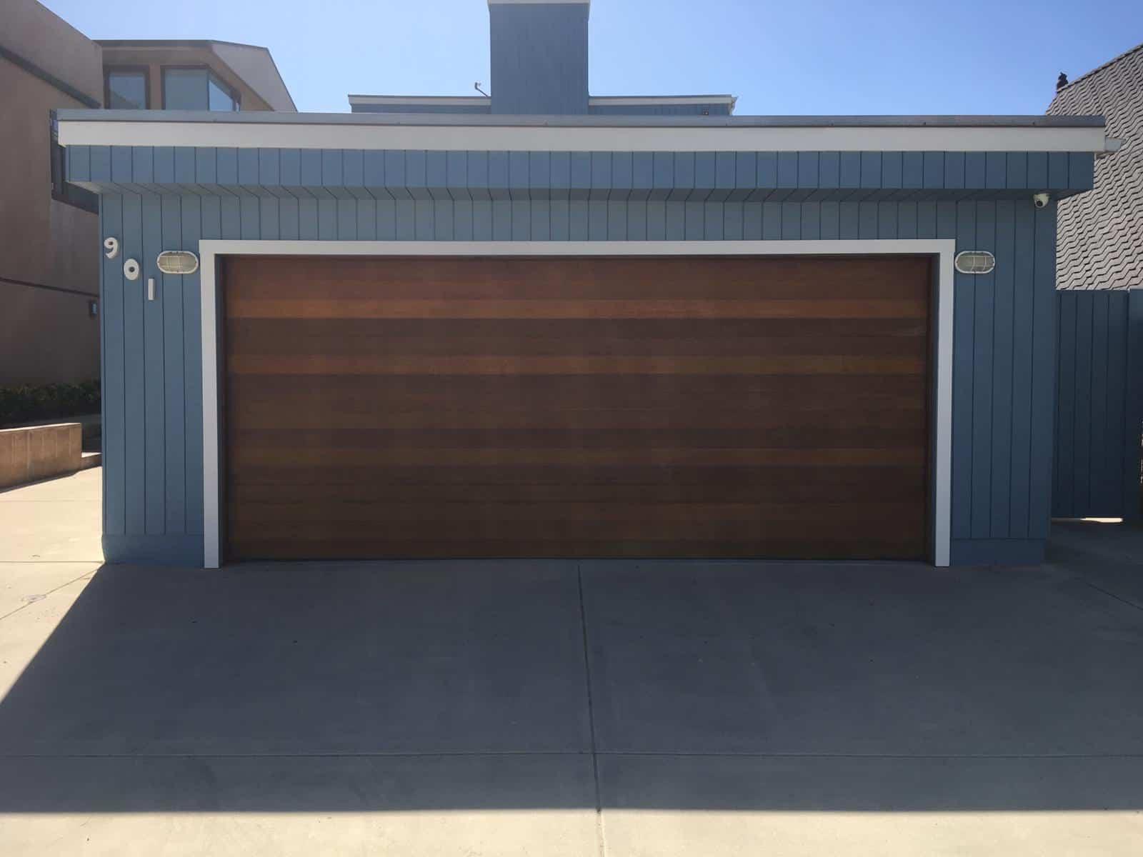 Hillsborough CA Garage Door Repair & Replacement