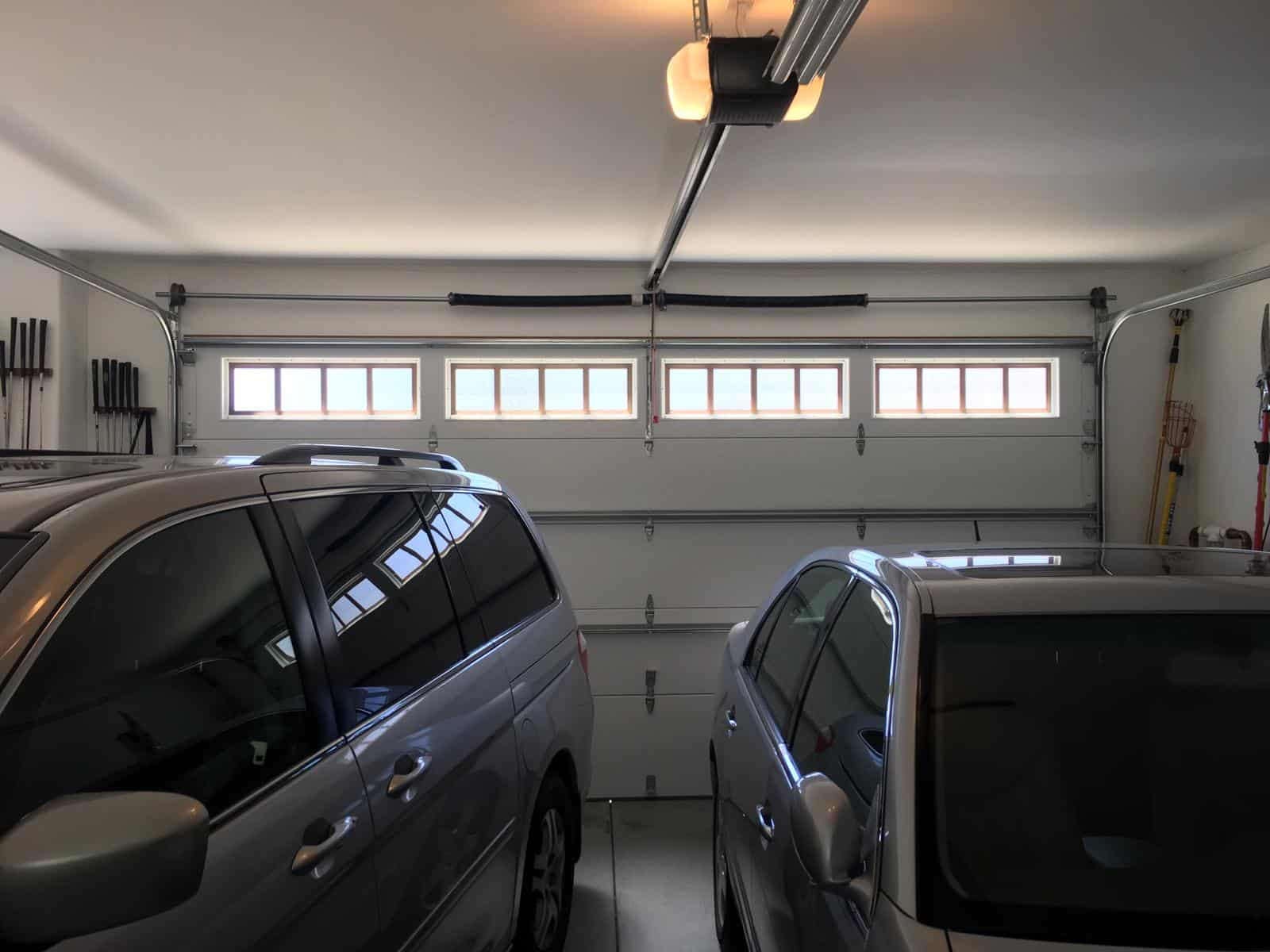 Garage Doors Material