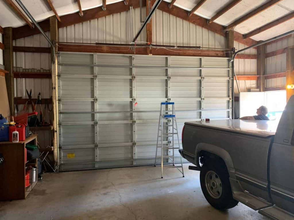 Garage-Door-Opener-Installation