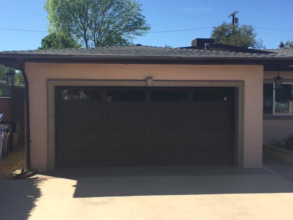 Your garage door won't close or open